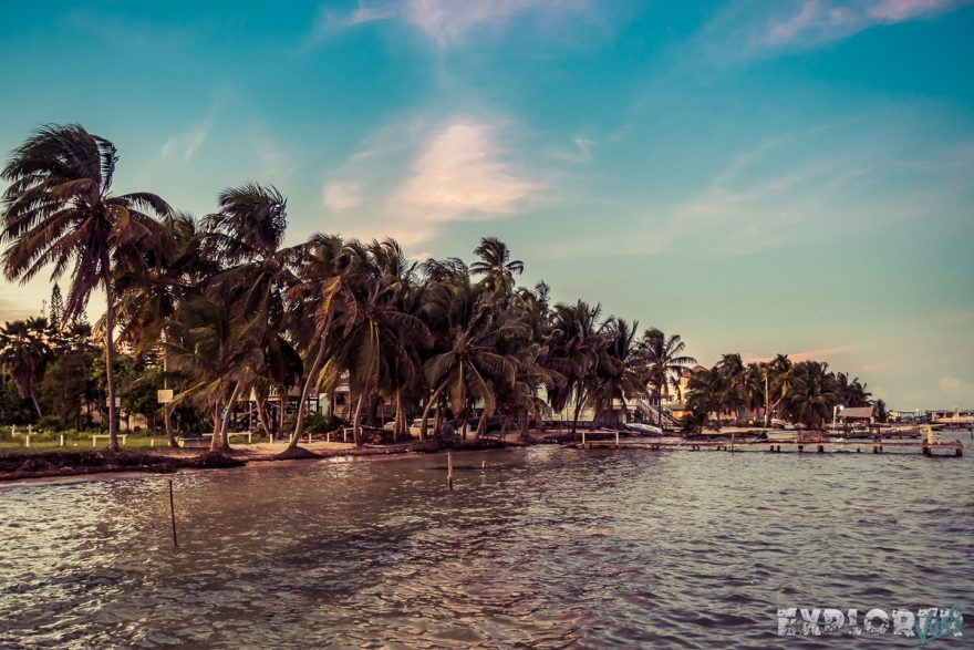 Belize Caye Caulker Paradise Beach Backpacker Backpacking Travel