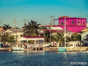 Belize Caye Caulker San Pedro Immigration Backpacker Backpacking Travel 2