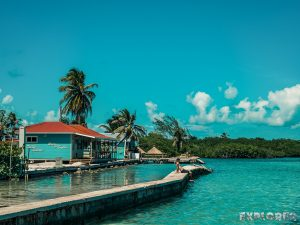 Belize Caye Caulker The Split Backpacker Backpacking Travel