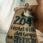 Guatemala Flores Hotel Key Backpacker Backpacking Travel