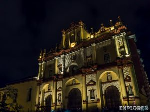 Mexico San Cristobal De Las Casas Cathedral of Staint Christopher Backpacker Backpacking Travel