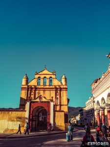 Mexico San Cristobal De Las Casas Iglesia de San Nicolas Backpacker Backpacking Travel
