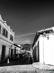 Mexico San Cristobal De Las Casas Streets Backpacker Backpacking Travel
