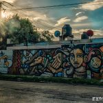 Mexico Tulum Graffiti Backpacking Backpacker Travel