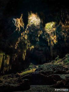 Mexico Merida Ruta Puuc Loltun Cave Backpacking Backpacker Travel