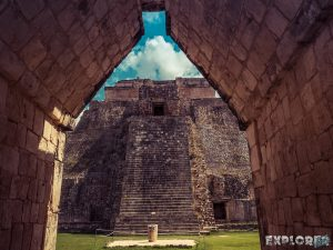Mexico Merida Ruta Puuc Uxmal Backpacker Backpacking Travel