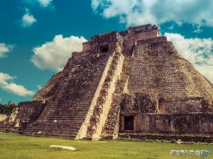 Mexico Merida Ruta Puuc Uxmal Backpacking Backpacker Travel