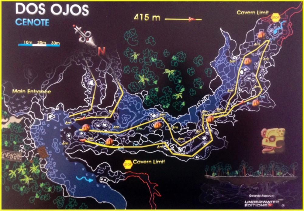 Tauchen in den Cenoten Tajma Ha und Dos Ojos | ExplorerVibes on
