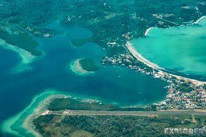 Panama Bocas Del Toro Air Backpacking Backpacker Travel