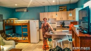 Panama Bocas Del Toro Condos Backpacking Backpacker Travel