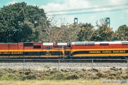 Panama City Canal Railway Backpacking Backpacker Travel