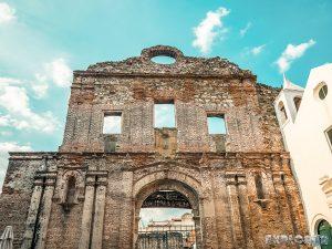 Panama City Cathedral of Panama City Backpacker Backpacking Travel