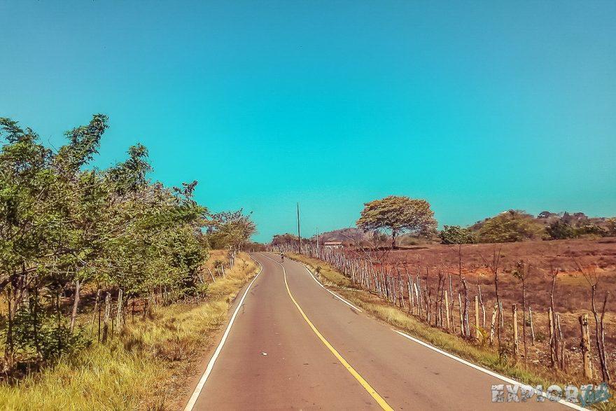 Panama Santa Catalina Road Backpacking Backpacker Travel