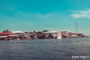 Panama Bocas Del Toro Houses Backpacking Backpacker Travel