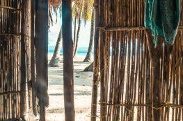 Panama San Blas Kuna Yala Isla Aroma Hut View Backpacking Backpacker Travel