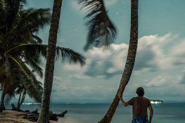 Panama San Blas Kuna Yala Isla Aroma Nightsky Stars Backpacking Backpacker Travel
