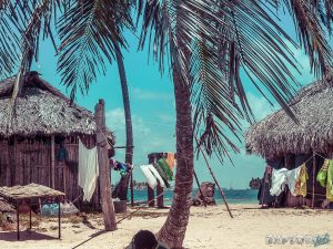 Panama San Blas Kuna Yala Isla Perro Dog Island Huts Backpacking Backpacker Travel
