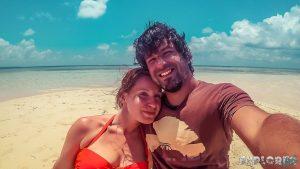 Panama San Blas Kuna Yala Starfish Island Backpacking Backpacker Travel