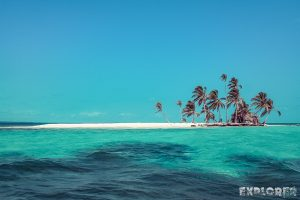Panama San Blas Kuna Yala Tiny Island Backpacking Backpacker Travel