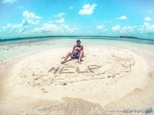 Panama San Blas Starfish Island Snorkeling Backpacking Backpacker Travel