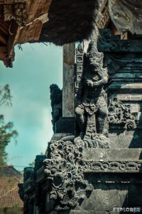 Indonesia Bali Besakih Backpacking Backpacker Travel