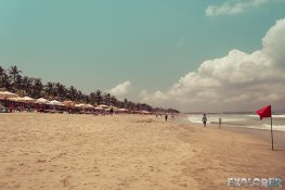 Indonesia Bali Kuta Beach Backpacking Backpacker Travel