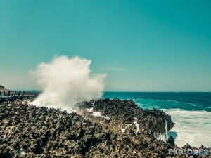 Indonesia Bali Nusa Dua Cliff Backpacking Backpacker Travel