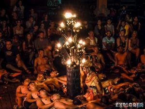 Indonesia Bali Ubud Kecak Dance Backpacking Backpacker Travel