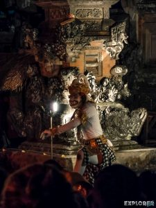 Indonesia Bali Ubud Kecak Dance Hanoman Backpacking Backpacker Travel