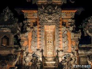 Indonesia Bali Ubud Kecak Dance Temple Backpacking Backpacker Travel