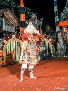Indonesia Bali Ubud Lelong Barong Dance Backpacking Backpacker Travel