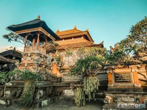 Indonesia Bali Ubud Pura Dalem Temple Backpacking Backpacker Travel