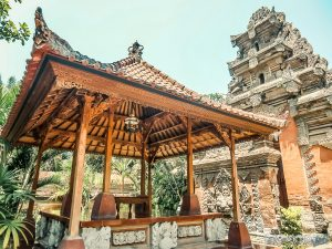 Indonesia Ubud Palace Backpacking Backpacker Travel