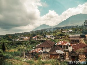 Indonesia Bali Village Backpacker Backpacking Travel