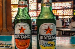 Indonesia Bali Kuta Streetfood Warung Bintang Beer Backpacking Backpacker Travel
