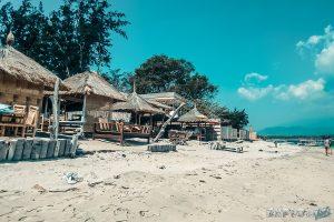 Indonesia Gili Air Beach Backpacker Backpacking Travel