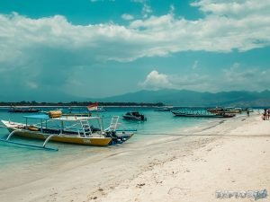 Indonesia Gili Air Beach Backpacker Backpacking Travel