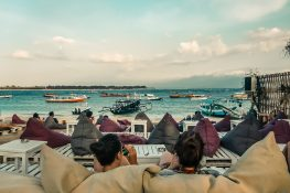 Indonesia Gili Trawangan Beach Relax Backpacker Backpacking Travel