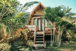 Indonesia Gili Trawangan Bungalow Coconut Dream Backpacker Backpacking Travel