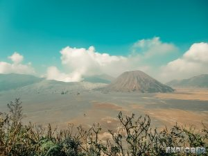 Indonesia Probolinggo Mount Bromo Sea Of Sand Segara Wedi Backpacking Backpacker Travel