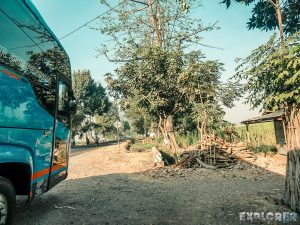 Route Indonesia Bali Java Bus Backpacker Backpacking Travel 2