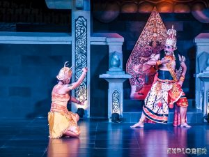 Indonesia Yogyakarta Ramayana Ballet Backpacking Backpacker Travel 2