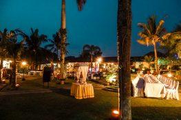 Indonesia Yogyakarta Ramayana Ballet Dinner Garden Backpacking Backpacker Travel 2