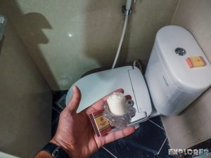Indonesia Yogyakarta Small Toilet Backpacking Backpacker Travel