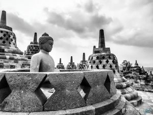 Indonesia Yogyakarta Borobudur Budda Temple Backpacking Backpacker Travel