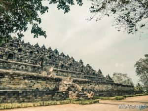 Indonesia Yogyakarta Borobudur Temple Backpacking Backpacker Travel 2