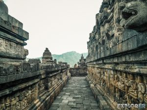 Indonesia Yogyakarta Borobudur Temple Backpacking Backpacker Travel
