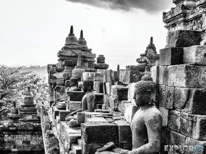 Indonesia Yogyakarta Budda Borobudur Temple Backpacking Backpacker Travel