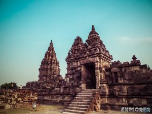 Indonesia Yogyakarta Prambanan Temple Backpacking Backpacker Travel