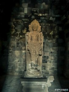 Indonesia Yogyakarta Prambanan Temple Statue Backpacking Backpacker Travel
